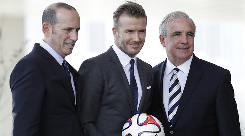 Beckham plans tax deal to bring MLS franchise to Miami