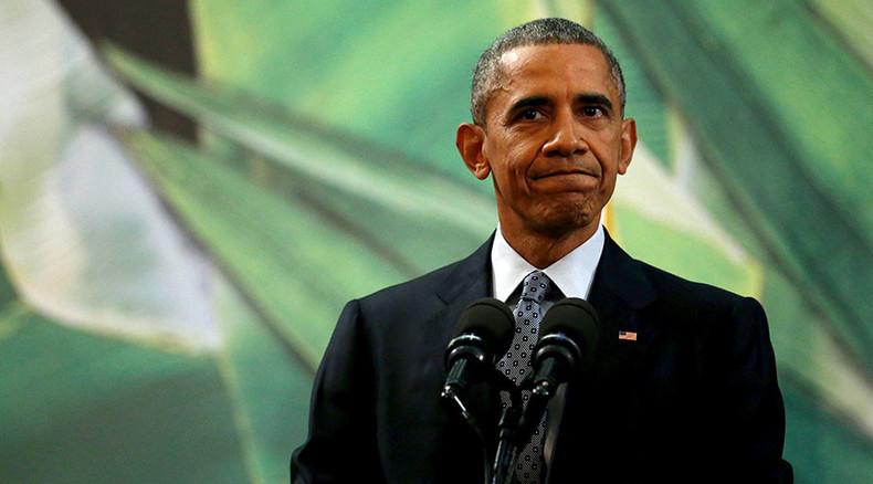 Obama threatens to veto GOP halt on Syrian refugees