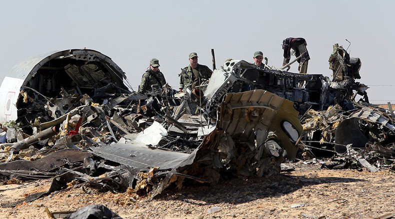 ISIS magazine claims British jet may have been targeted over Russian plane in Sinai