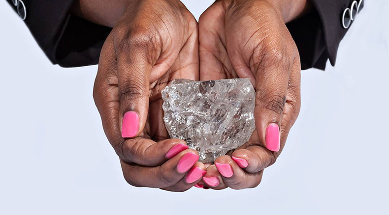 botswana gemstone in years photos cullinan mining biggest rt diamond found business
