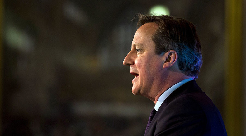 'British government doesn't want left out of Syrian bombing campaign'