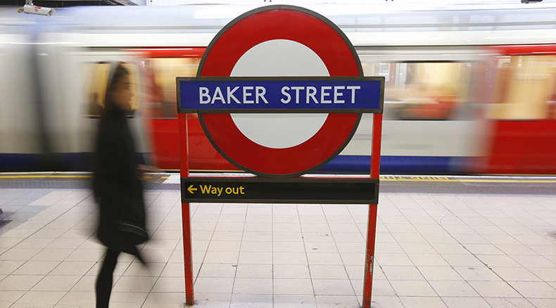 Bomb scare on Baker Street: Controlled explosion after police evacuate London tube station