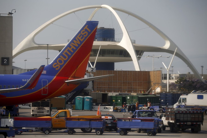 Reach for the stars: Celebrity-only terminal to open at Los Angeles international airport
