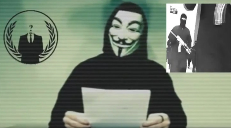 'You're a virus, we're the cure': Anonymous takes down 20,000 ISIS Twitter accounts