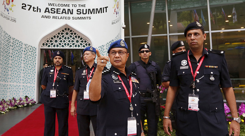 ISIS sends dozen suicide bombers to Malaysian ASEAN summit - leaked memo