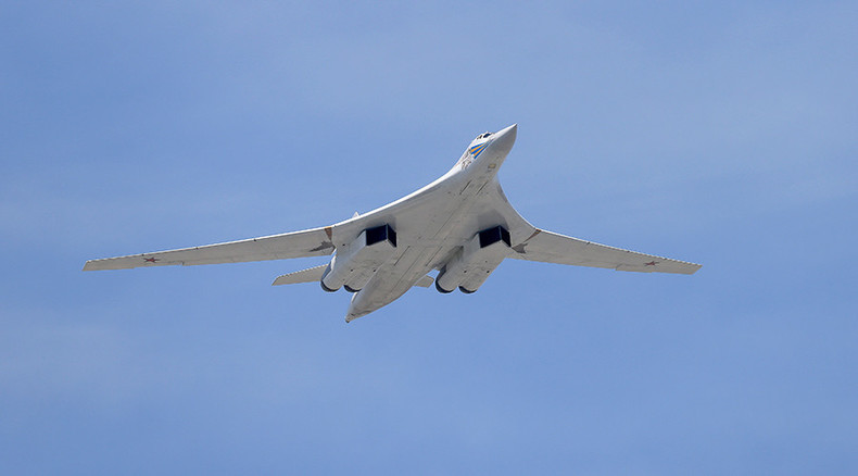 British fighter jets scrambled to intercept 2 Russian strategic bombers over Atlantic