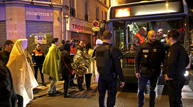 Audio of shooting at Paris' Bataclan concert hall published online