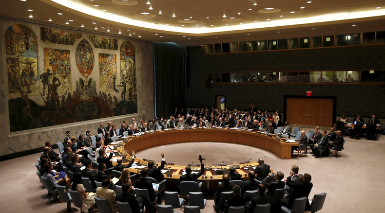 UN calls on world to fight ISIS as Security Council unanimously adopts French-drafted resolution