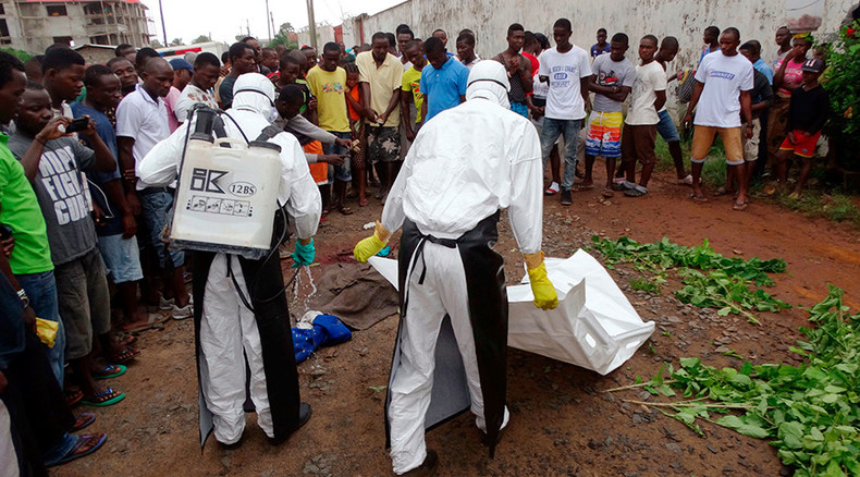 Liberia suffers new Ebola cases, 2.5 months after being declared free of disease