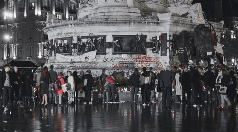 'Pray for Paris': Touching video tribute pays respect to terror attack victims