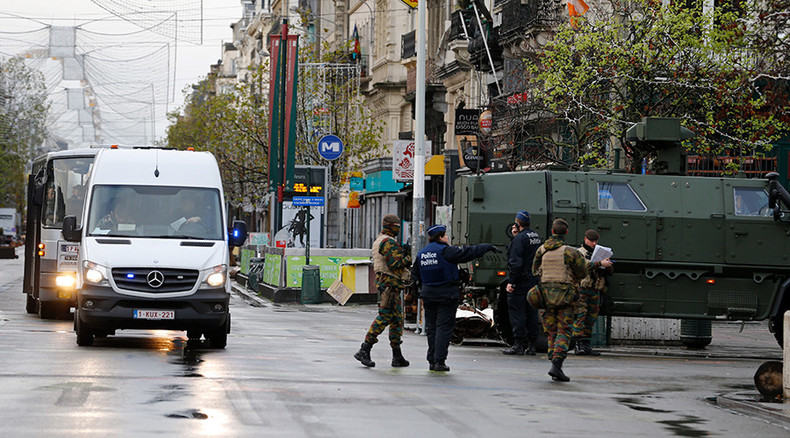 6 Britons arrested near Brussels in ambulances scare as city on red alert
