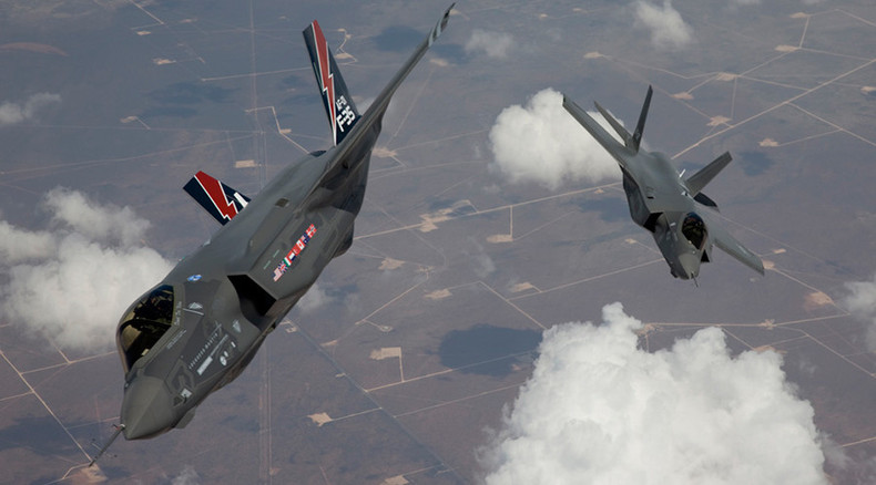 UK to splurge 30% more on anti-terror budget, buy F-35s - amid brutal social spending cuts