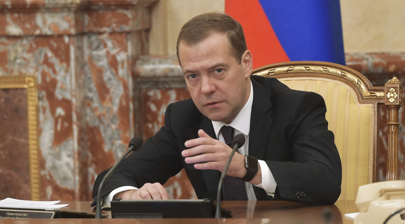 Medvedev: US Mideast policy contributed to rise of Islamic State