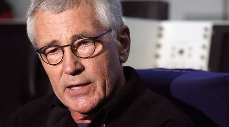 Hagel: ISIS is the real threat, US needs to work with anti-ISIS players with common interests