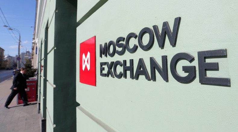 Russian stock market hits highest level since spring 2008