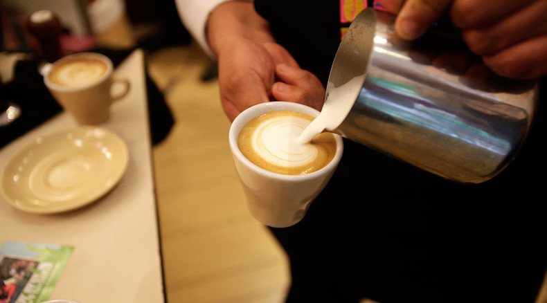 Magic beans? Charity trains homeless as baristas amid London housing crisis