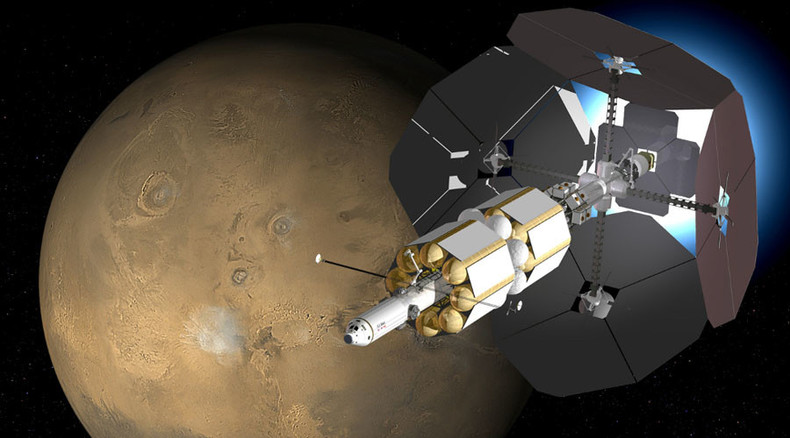 NASA seeks to spark electric deep-space propulsion