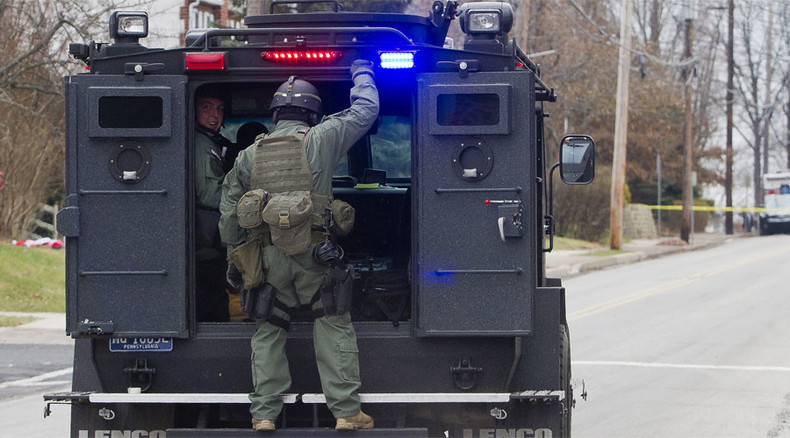 Man suing police 'armed to the teeth' for using SWAT tactics during a 'welfare check'