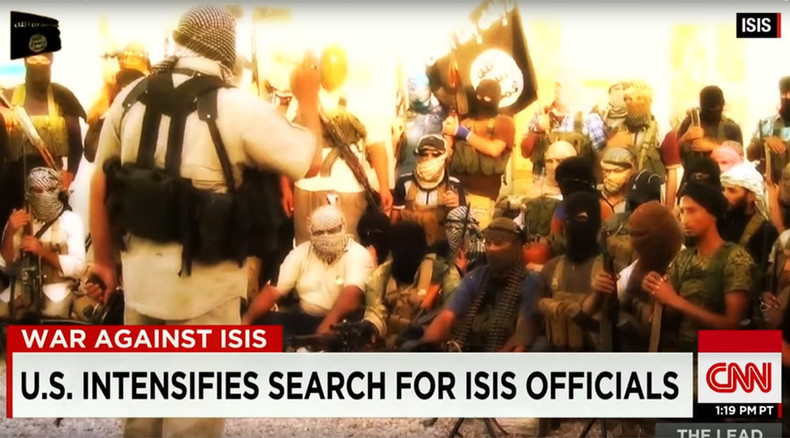 Spokesman? Defense Minister? CNN brands ISIS terrorists as 'officials'