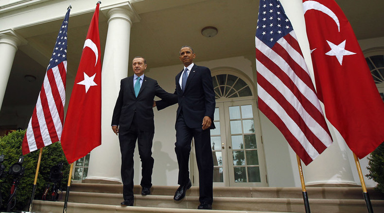 'Washington using Turkey as a tool to destabilize Russia'