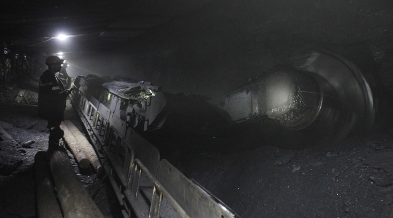 Russia may halt coal supplies to Ukraine over Crimea energy crisis – report