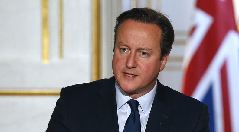 Democratic bombs: Cameron pleads case (again) for bombing Syria
