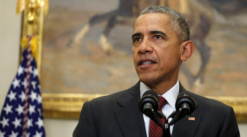 'No specific and credible intelligence' of terrorist plot over Thanksgiving - Obama