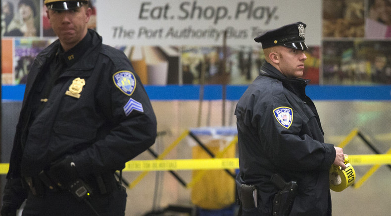 New York's Port Authority reopens after 'suspicious package' scare