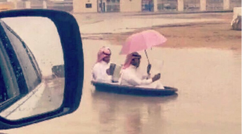 Floating cars, people in boats: Havoc as Qatar, Saudi Arabia ravaged by heavy rains (PHOTOS, VIDEOS)
