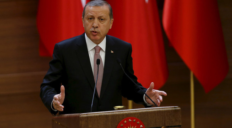 Erdogan: We'll continue shooting down planes violating our airspace