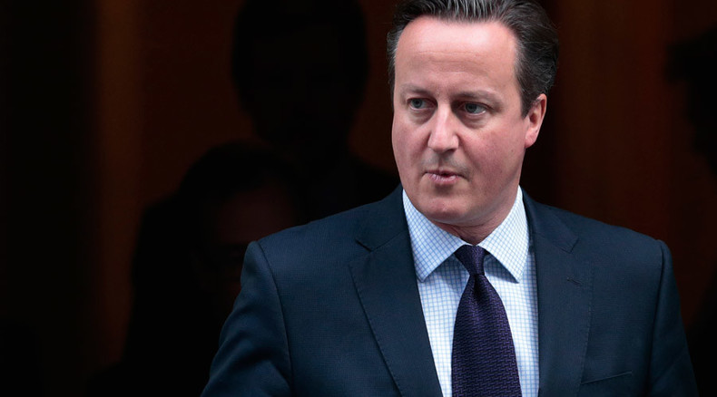 Cameron's 'deceitful' strategy to get UK Syrian involvement