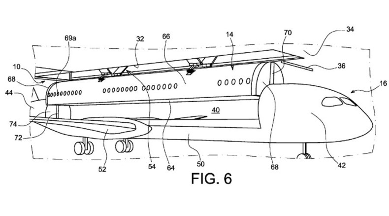 Airbus patents detachable cabins to seat passengers before plane arrives