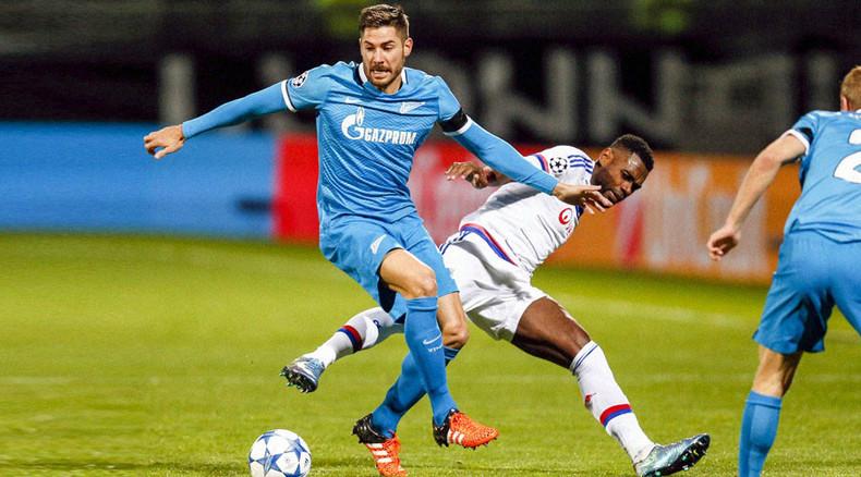 Zenit dominate Europe as CSKA Moscow fail in weakened group
