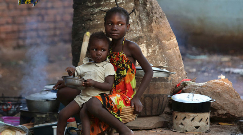 Over 1mn CAR children in dire need of aid – UNICEF ahead of Pope visit