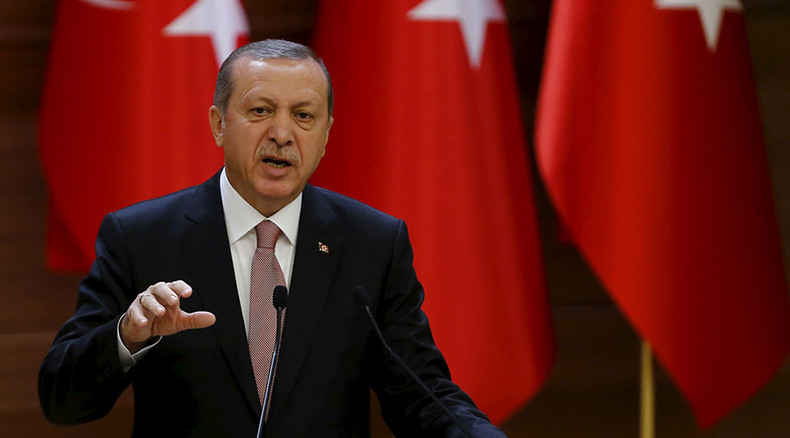 Did Washington just tell Erdogan to 'man up'?