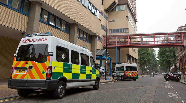 London's 'understaffed' ambulance service left 'unprepared' for Paris-style attack