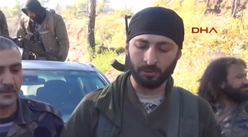 Syrian Turkmen commander who 'killed' Russian pilot turns out to be Turkish ultranationalist