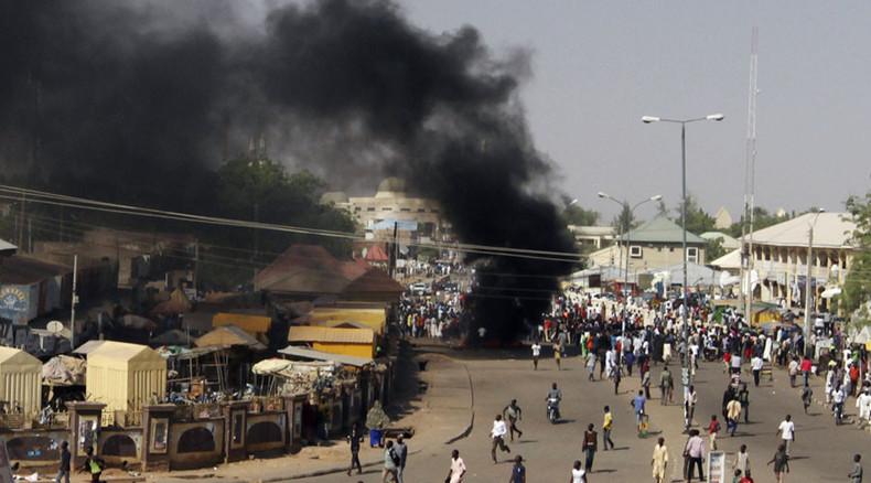 21 killed in Boko Haram suicide attack on Shia procession in Nigeria