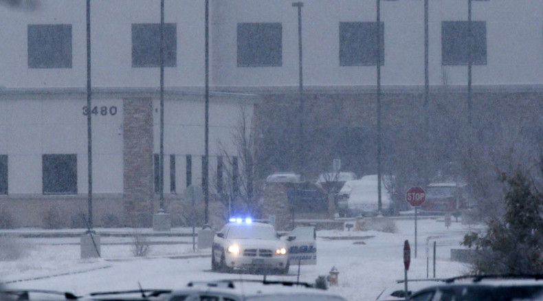11 people injured in Colorado Springs shootings, suspect in custody