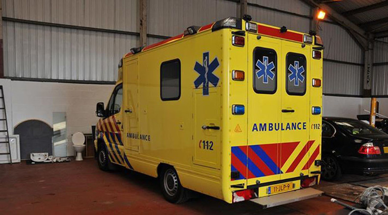 Fake ambulances smuggle £1.6bn of cocaine & heroin into UK