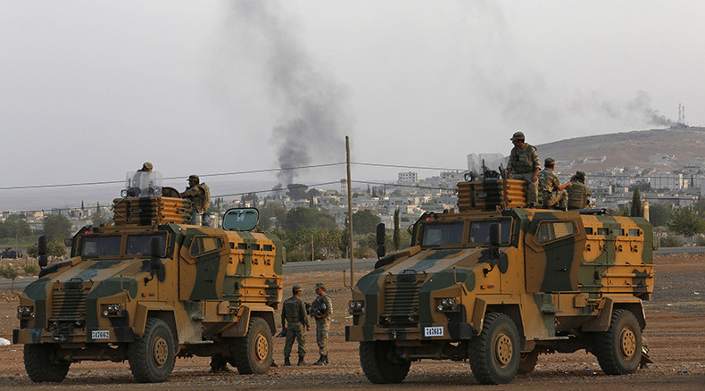 US urges Turkey to close off its Syrian border to ISIS - media