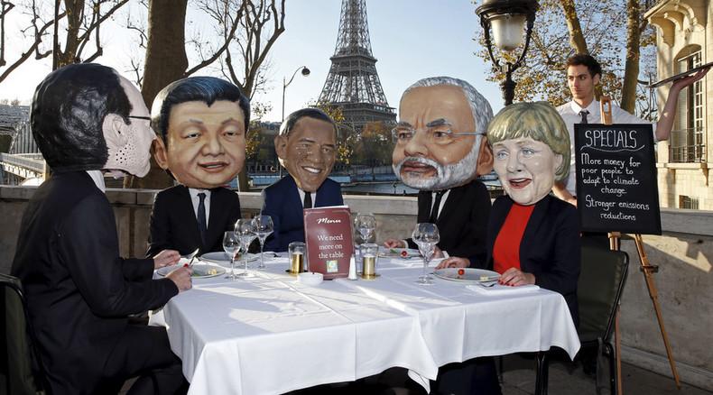 France puts 24 activists under house arrest amid climate summit security buildup