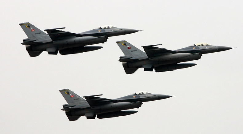 Turkey stopped violating Greek airspace after Russian Su-24 downing - Athens source