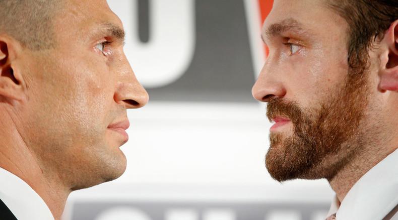 Tyson Fury stuns Wladimir Klitschko to become world heavyweight champion