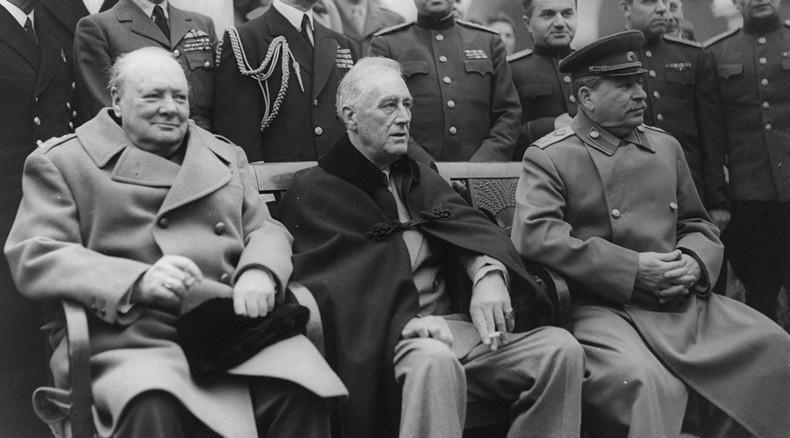 Yalta, Potsdam, Helsinki, Belgrade. How can we build a more secure world order?