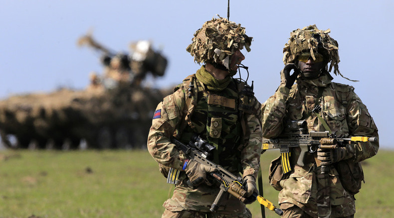 Britain leads 7-state Joint Expeditionary Force, mobilizing 10,000 troops