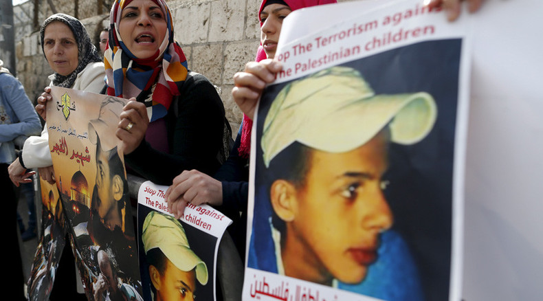Family of murdered Palestinian teen distraught after ringleader pleads insanity