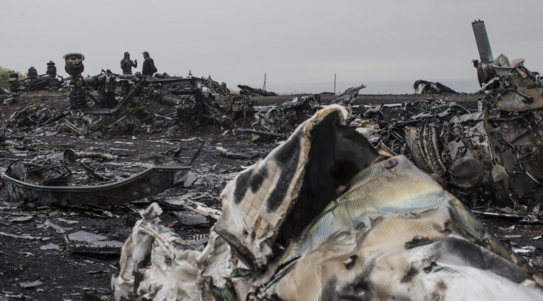 Dutch cop arrested on suspicion of selling MH17 crash items online
