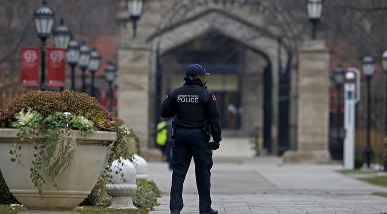 Univ. of Chicago shut down, student arrested over threat related to Laquan McDonald protests