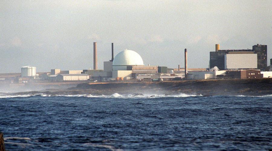 Radioactive honey found near nuclear power station